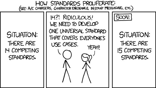 iot comic standards